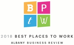 Best Places to work icon award