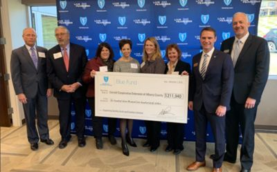 Blue Fund Awards $327,000 to Two Capital Region Organizations