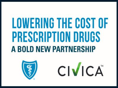 BlueShield of Northeastern New York Announces Partnership with Civica Rx