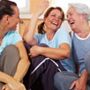 Older members enjoy high quality of life