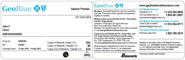 Appendix 2: BlueCard® Program